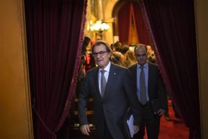 El alcalde de Gerona, Carles Puigdemont será el nuevo candidato que se presente a la votación de investidura