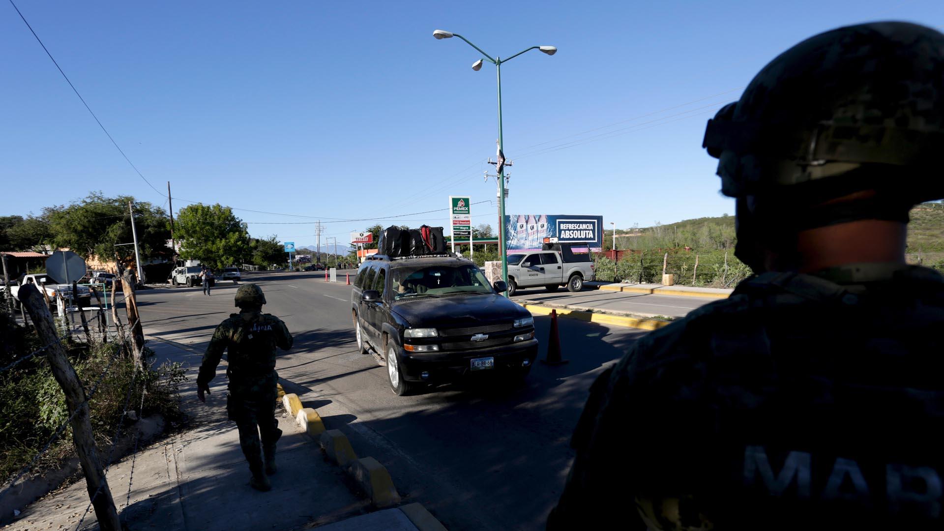 """La Operación """"Diablo Express"""" apuntaba a miembros de alto nivel del cártel de Sinaloa"""