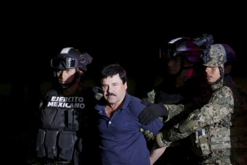 """El juez niega a """"El Chapo"""" el traslado del juicio a Manhattan"""