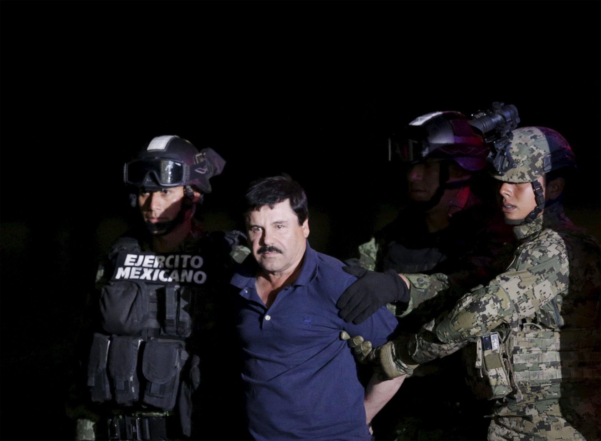 """Juez niega aplazar juicio de """"El Chapo"""" Guzmán"""