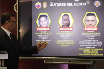 Se conocieron los sospechosos del asesinato del secretario municipal de Acción Democrática, Luis Manuel Díaz