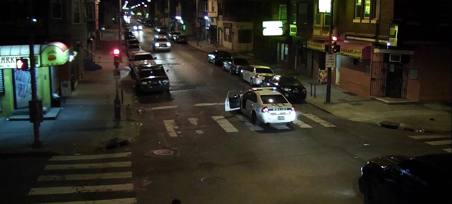 El oficial herido recibió tres impacto de bala en el brazo izquierdo