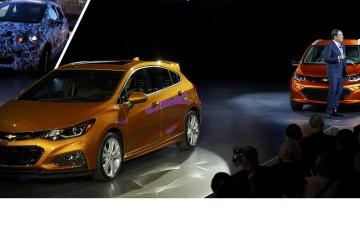 Con la presentación del carro eléctrico Chevrolet Volt EV, la marca suma tres modelos de este tipo