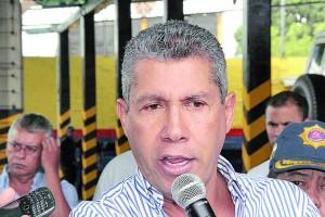 El Gobernador del estado Lara llamó al diálogo para evitar escenarios no deseados en las calles