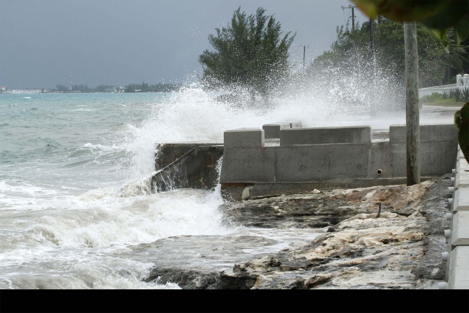 El archipiélago portugués de las Azores ha emitido una alerta, pues podrían producirse inundaciones y aludes