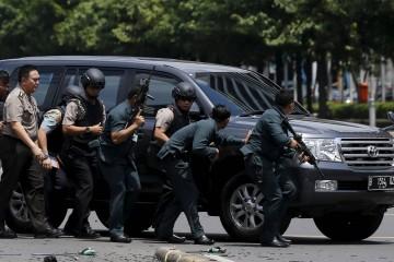 La célula terrorista atentó contra ciudadanos y fuerzas de seguridad en Yakarta