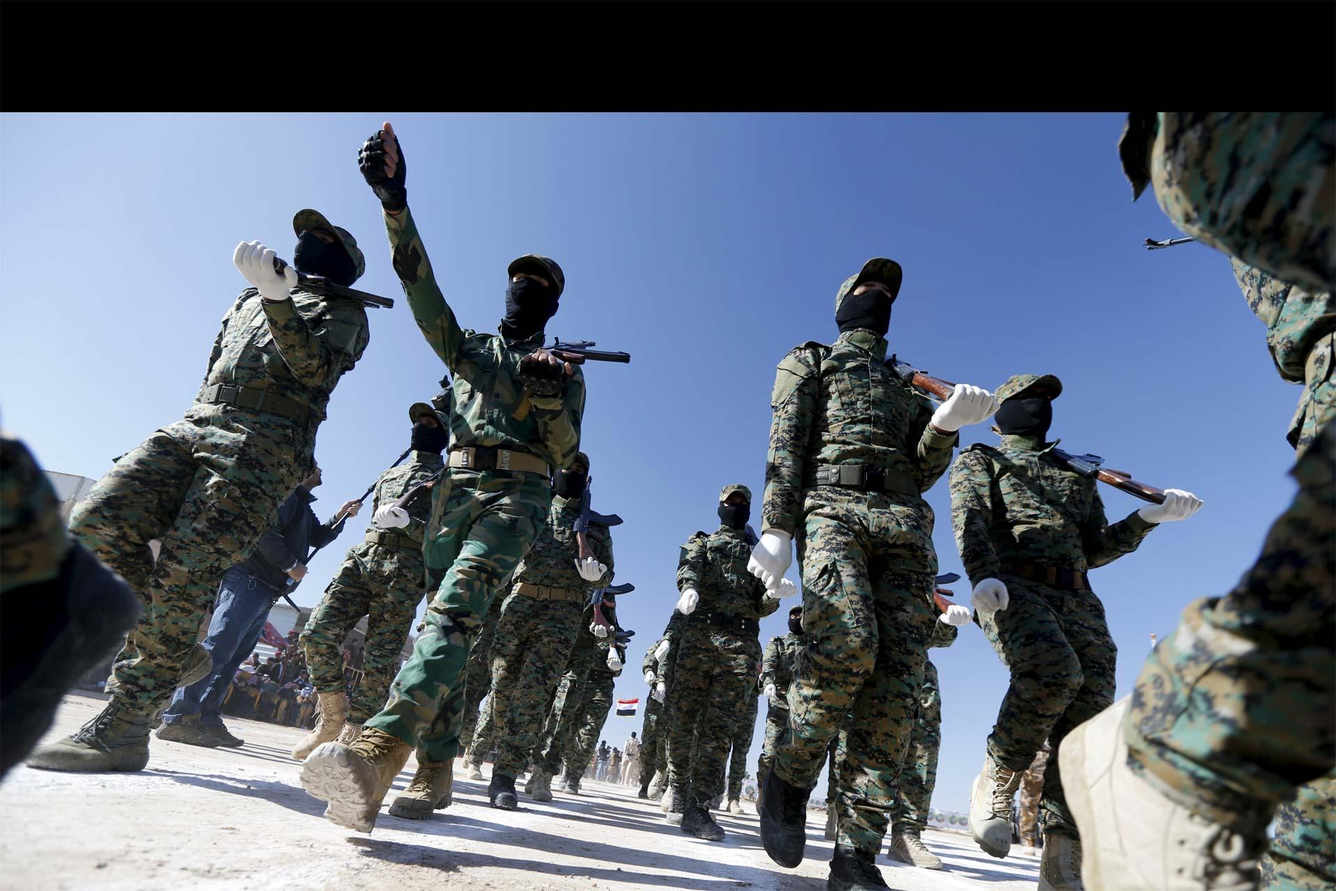 Este domingo perecieron más de 50 personas en Irak, durante varios choques con milicias terroristas