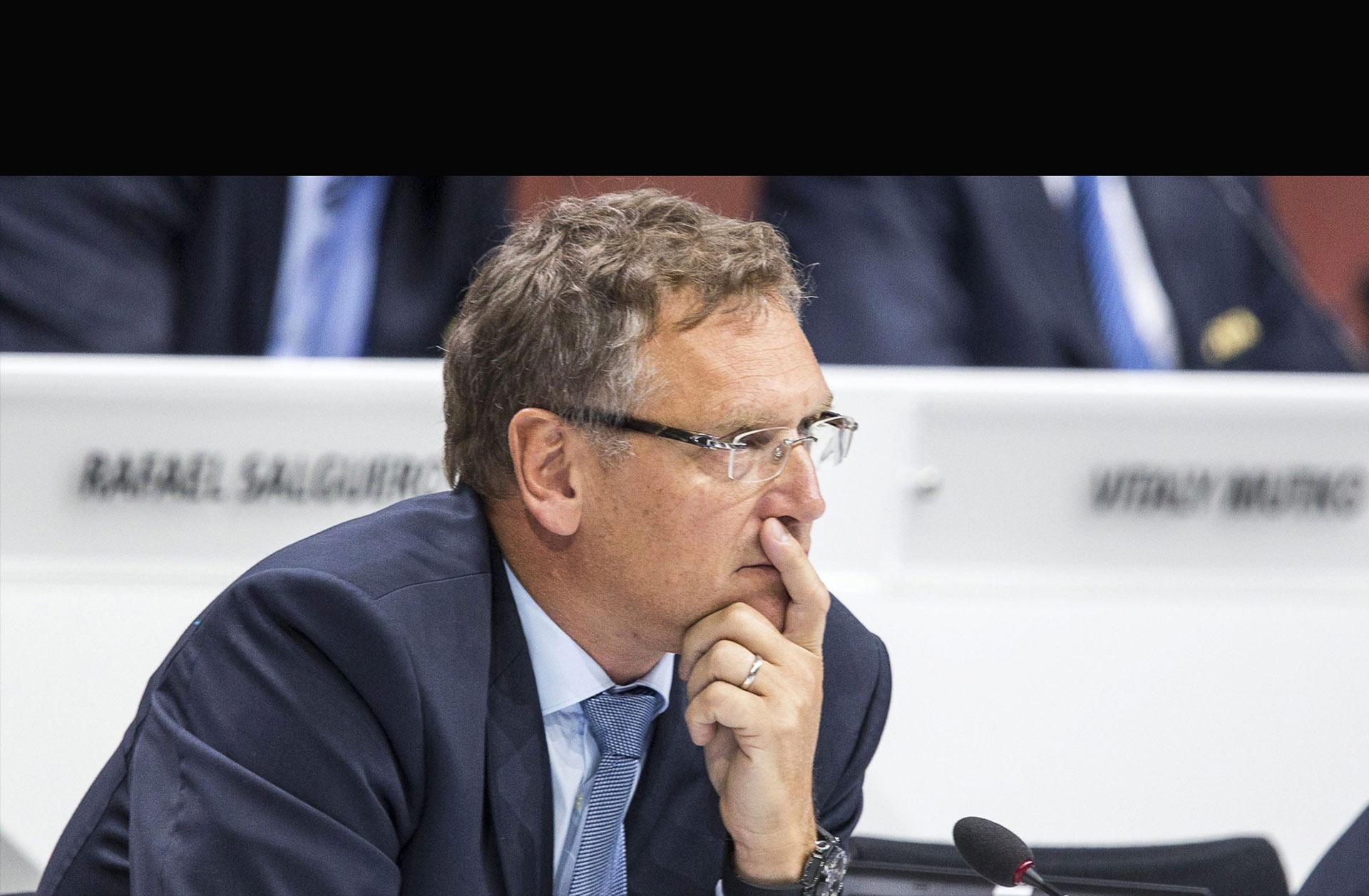 Este miércoles, el francés fue despedido con efecto inmediato como secretario general de la FIFA