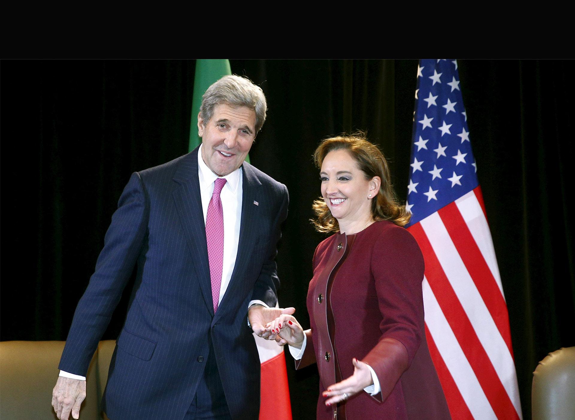 Cancilleres de ambos países discutieron mecanismos para fortalecer la cooperación en dicha materia