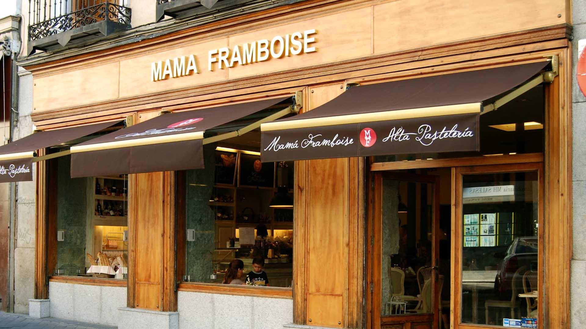 Inició su pequeño negocio con la visión de establecer una pastelería de calidad artesanal