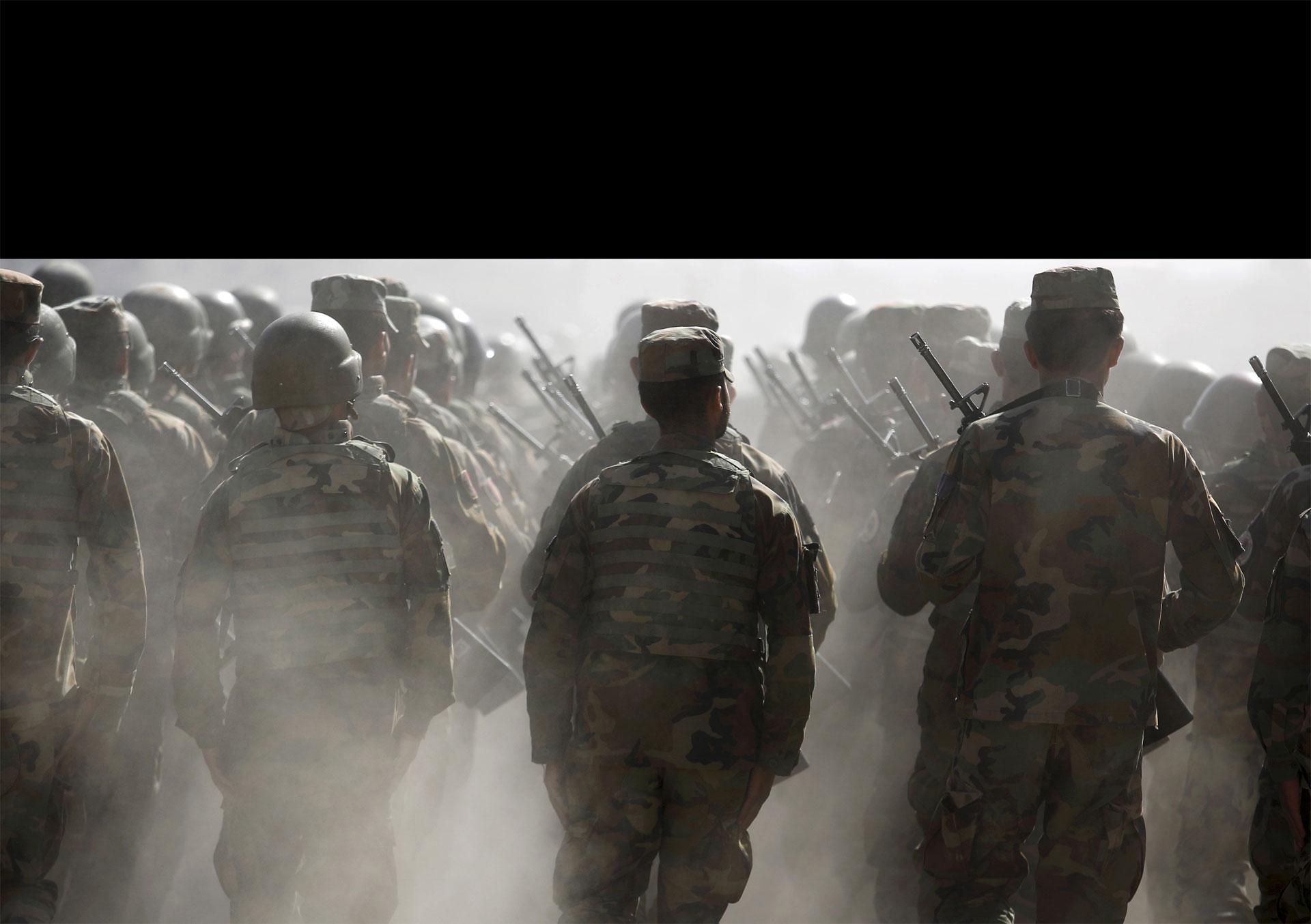 Las fuerzas de seguridad del país expulsarán a los talibanes de la zona donde está la torre de alta tensión