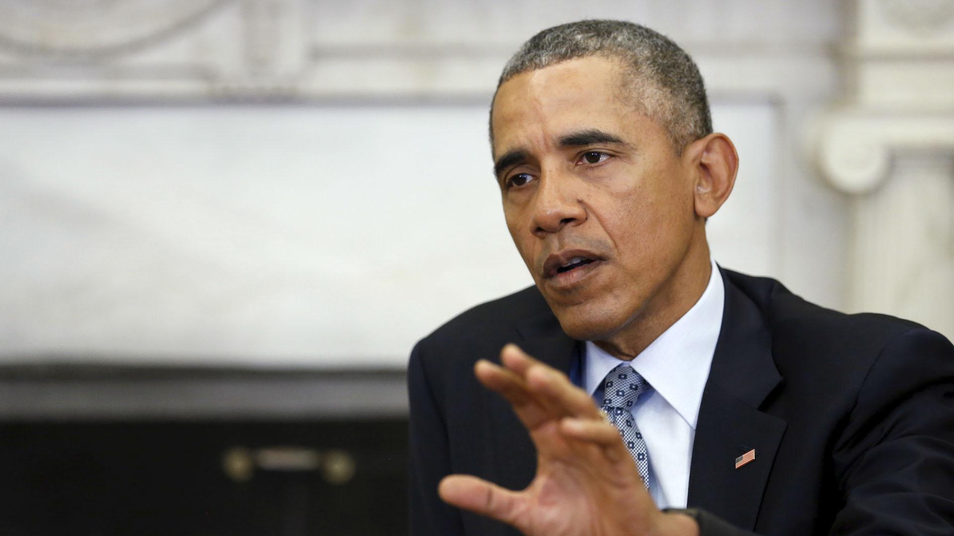 Obama y Erdogan conversaron sobre cómo expulsar a los extremistas de la frontera turca-siria