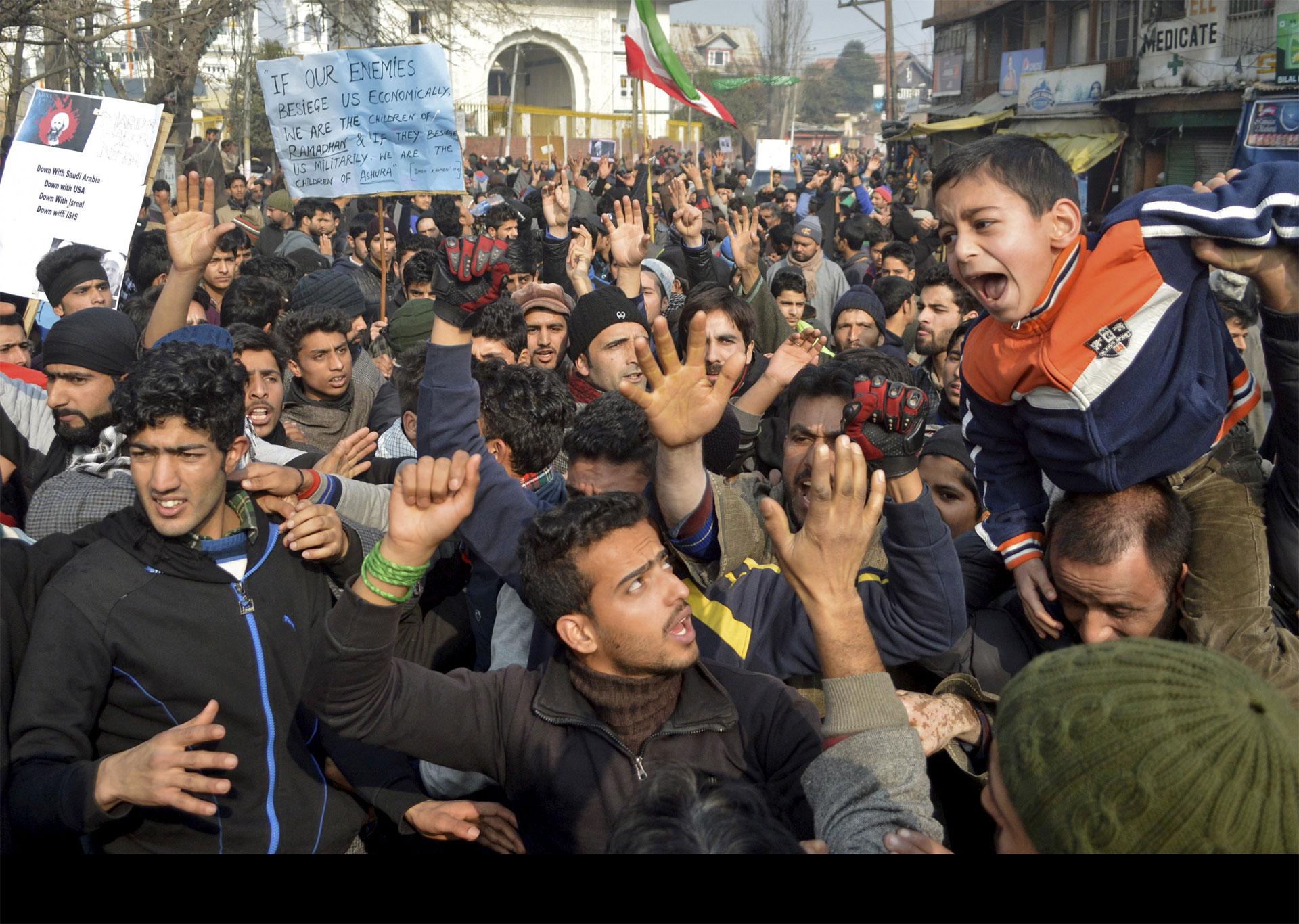 Protestas, en algunos casos violentas, se han suscitado en varias partes del mundo luego de la ejecución de Nimr al Nimr