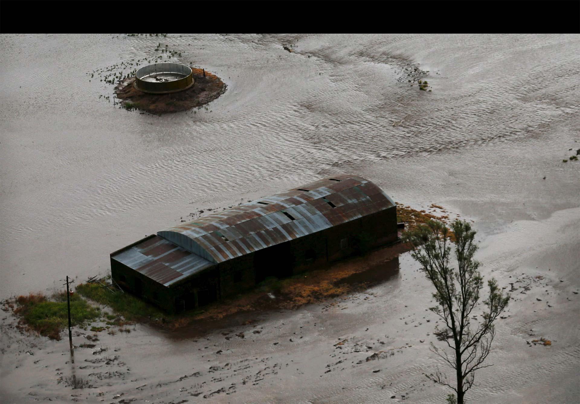 Las inundaciones por las lluvias han empeorado los últimos días