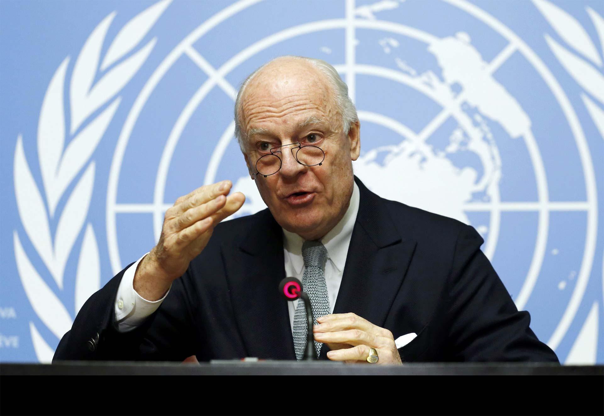 Representantes del Gobierno y de los grupos opositores empezarán a dialogar en Suiza