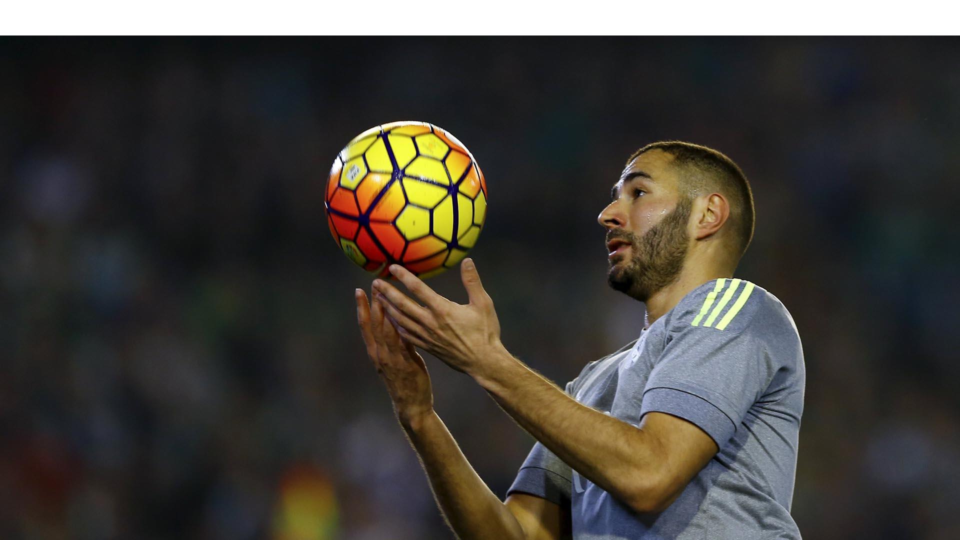 El número 9 del Madrid fue imputado por estar implicado en un chantaje contra Mathieu Valbuena