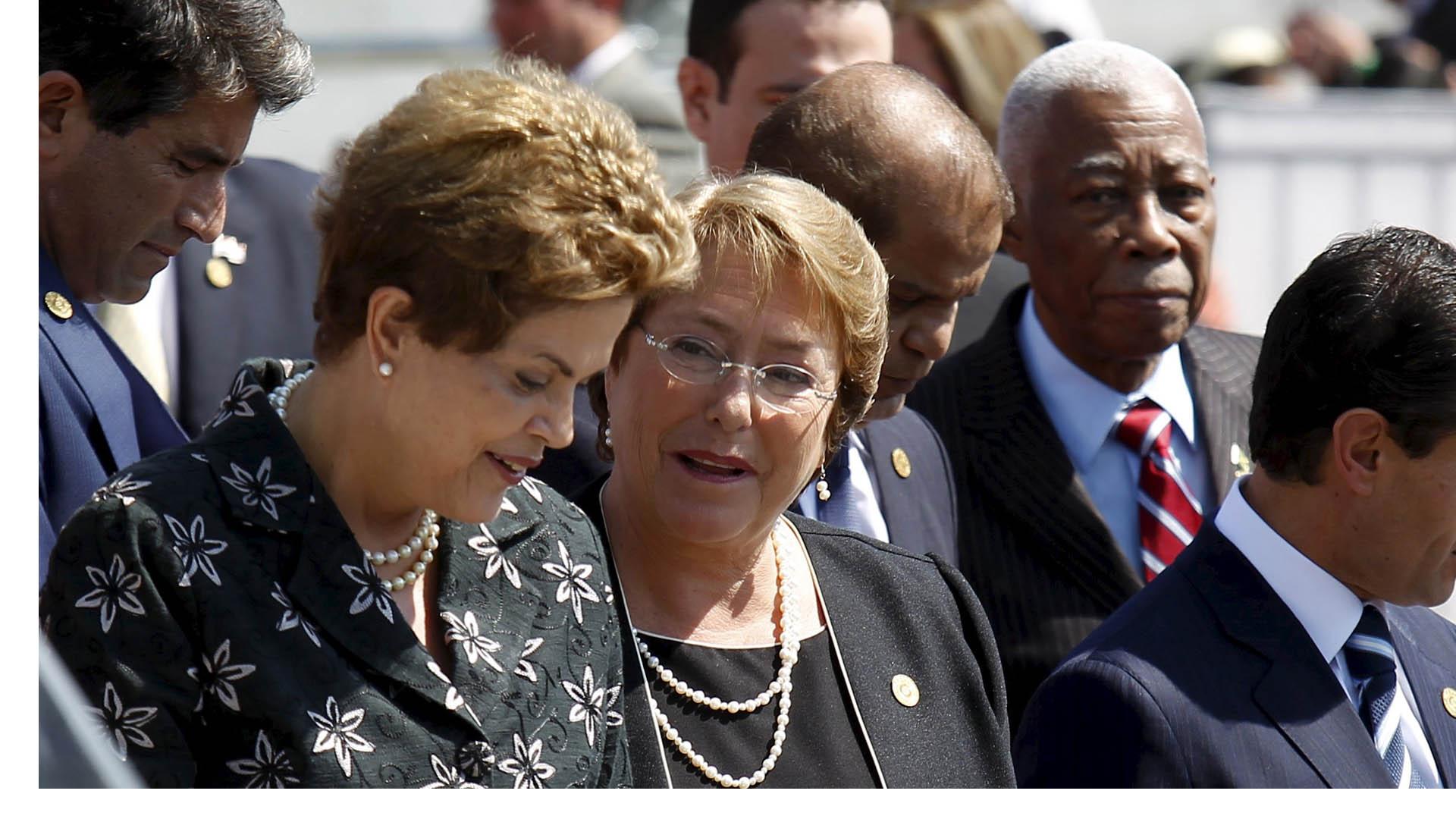 En el encuentro con su homóloga chilena se abordarán temas bilaterales y comerciales