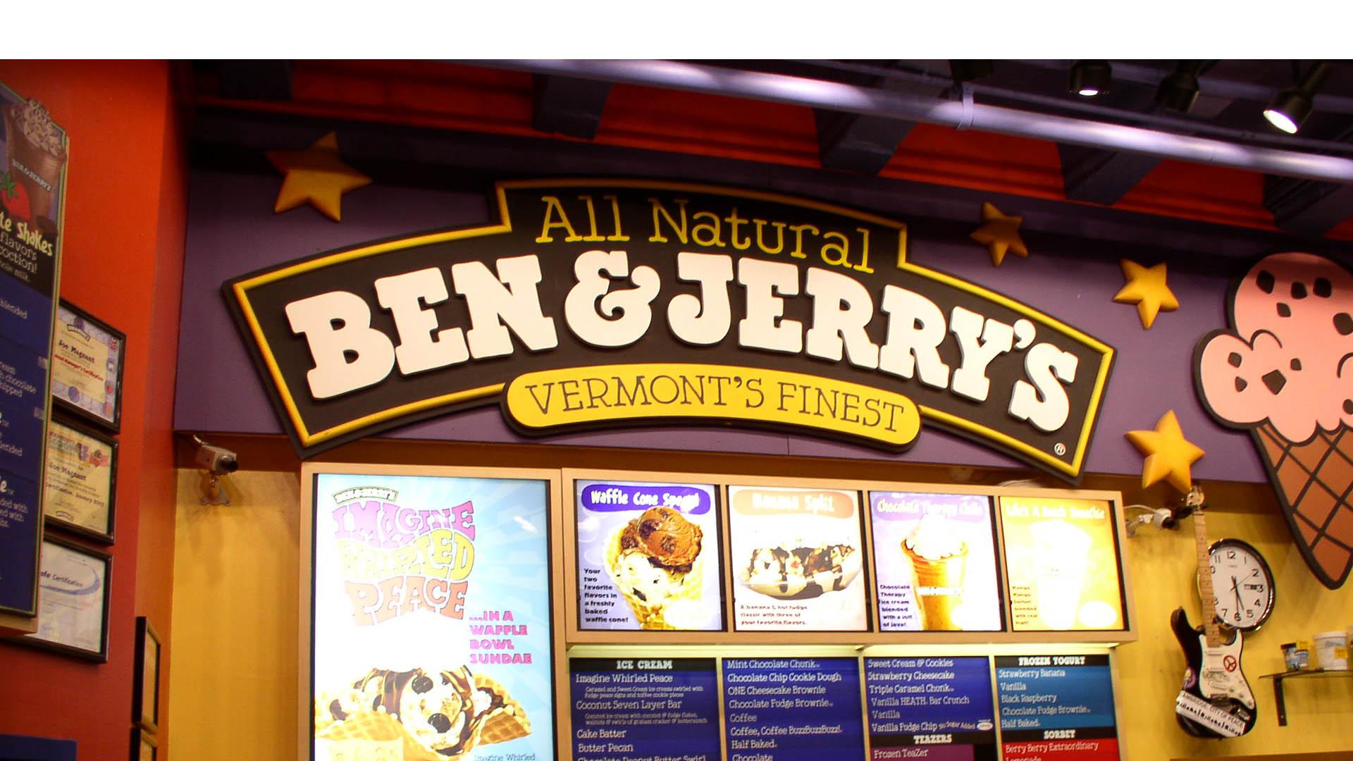 La compañía de helados norteamericana Ben & Jerry's, lanzó una línea de sabor vegano ante el aumento de personas con este estilo de vida