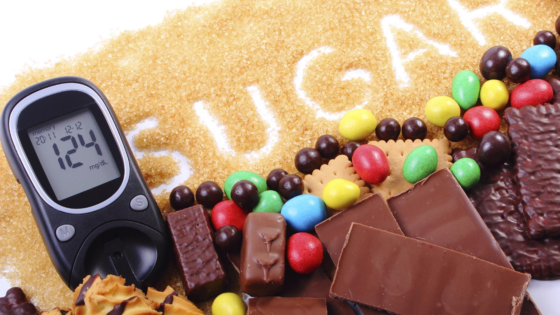 """La campaña publicitaria denominada """"el dulce mata"""" muestra las consecuencias de esta enfermedad en el cuerpo"""