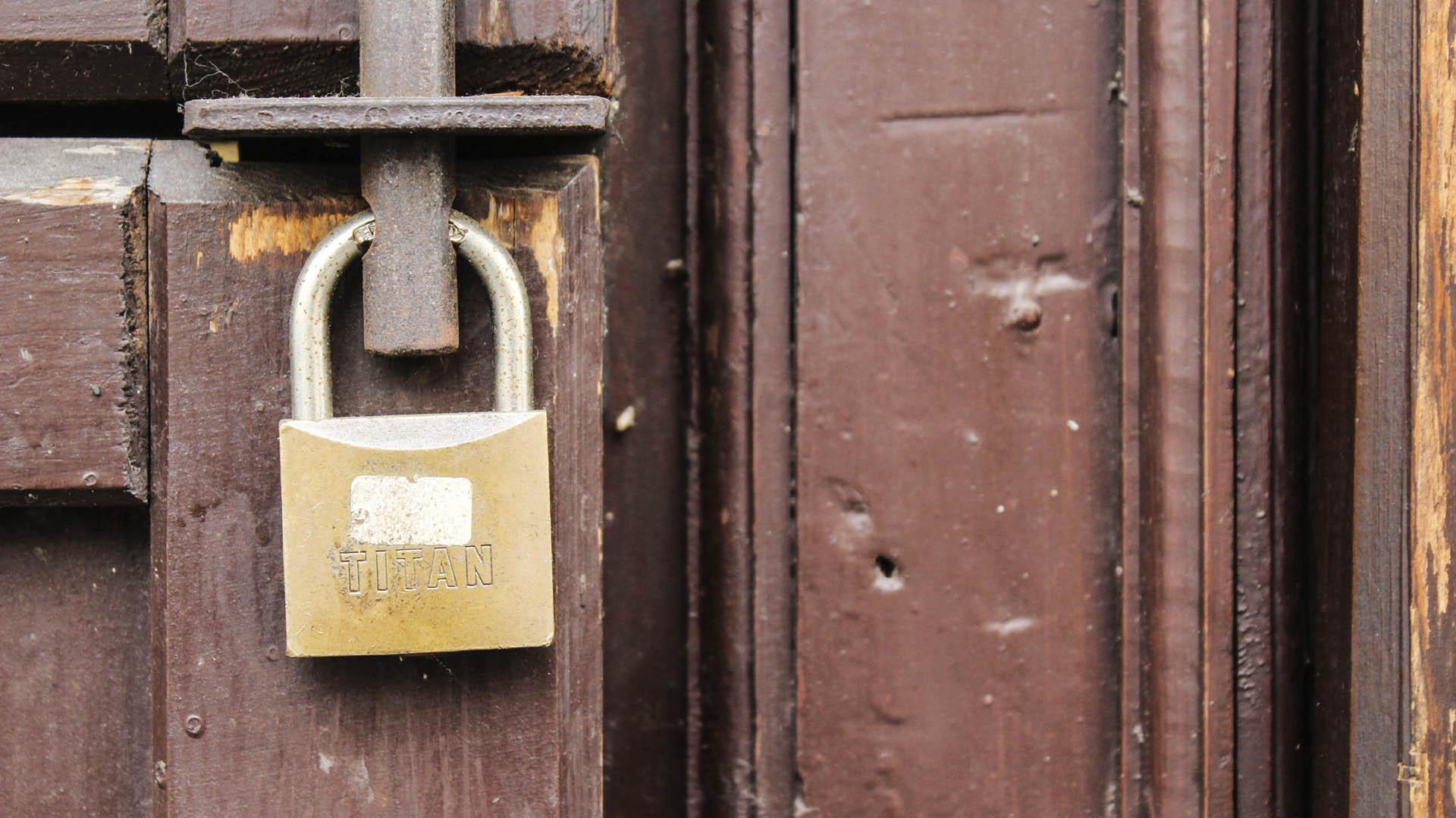 Cerraduras, cercos eléctricos y circuitos cerrados son las nuevas adquisiciones de los ciudadanos