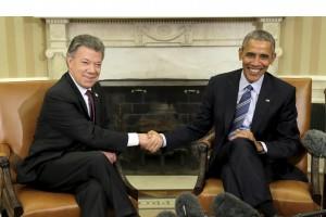 El mandatario pedirá al Congreso 450 millones de dólares para apoyar al país suramericano en el posconflicto