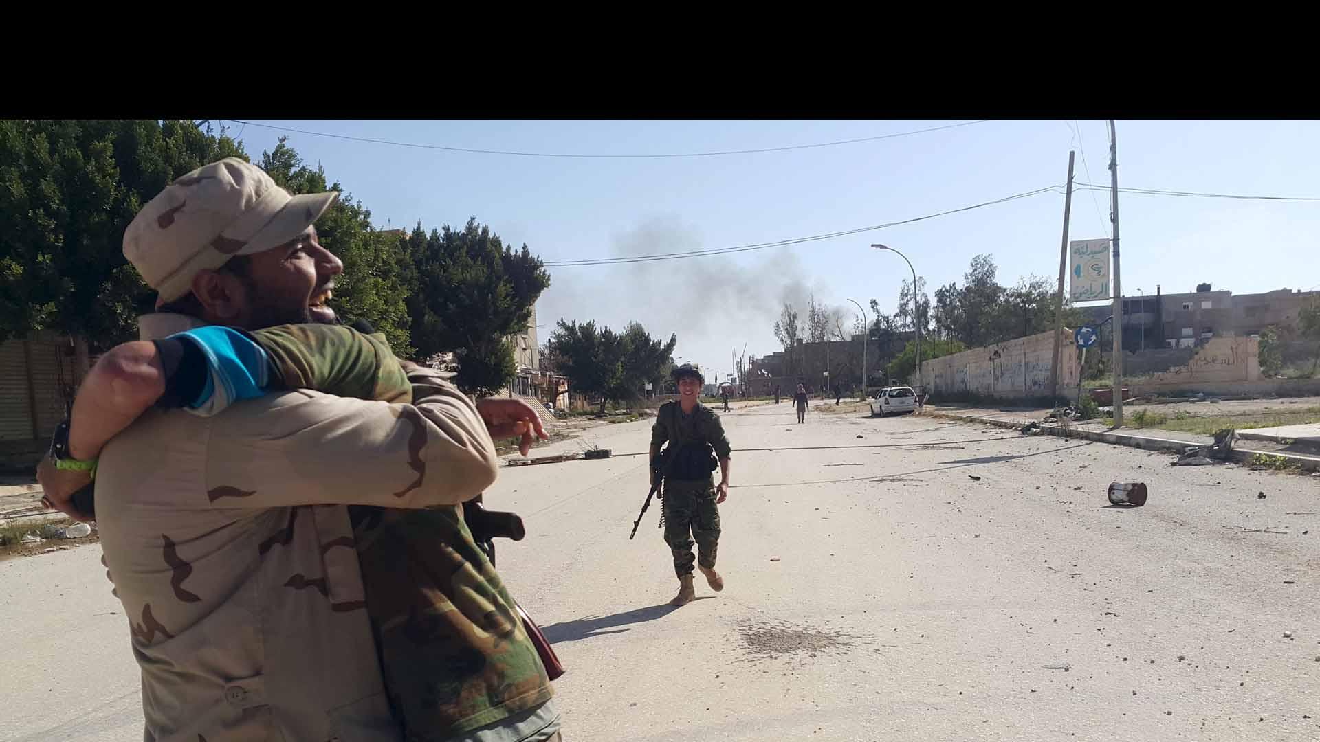 """Libia realizó la operación """"sangre del mártir"""" para desintegrar uno de los principales bastiones yihadista"""