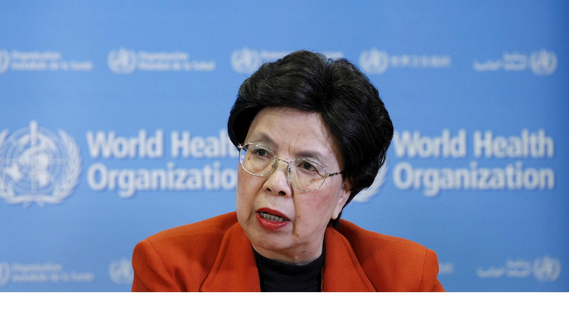 """La directora general de la organización Margaret Chan, dijo que hay que prepararse para eventuales """"sorpresas""""."""