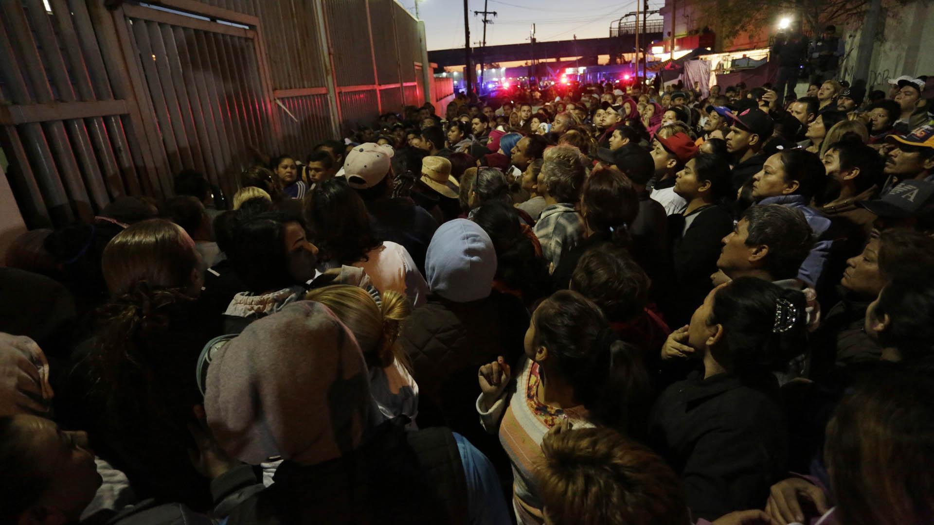 Las autoridades ya controlaron la situación, sin embargo aún no saben el número exacto de víctimas