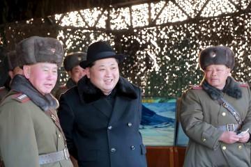 Ejército del régimen comunista ha declarado tolerancia cero ante EE.UU. y su similar del Sur