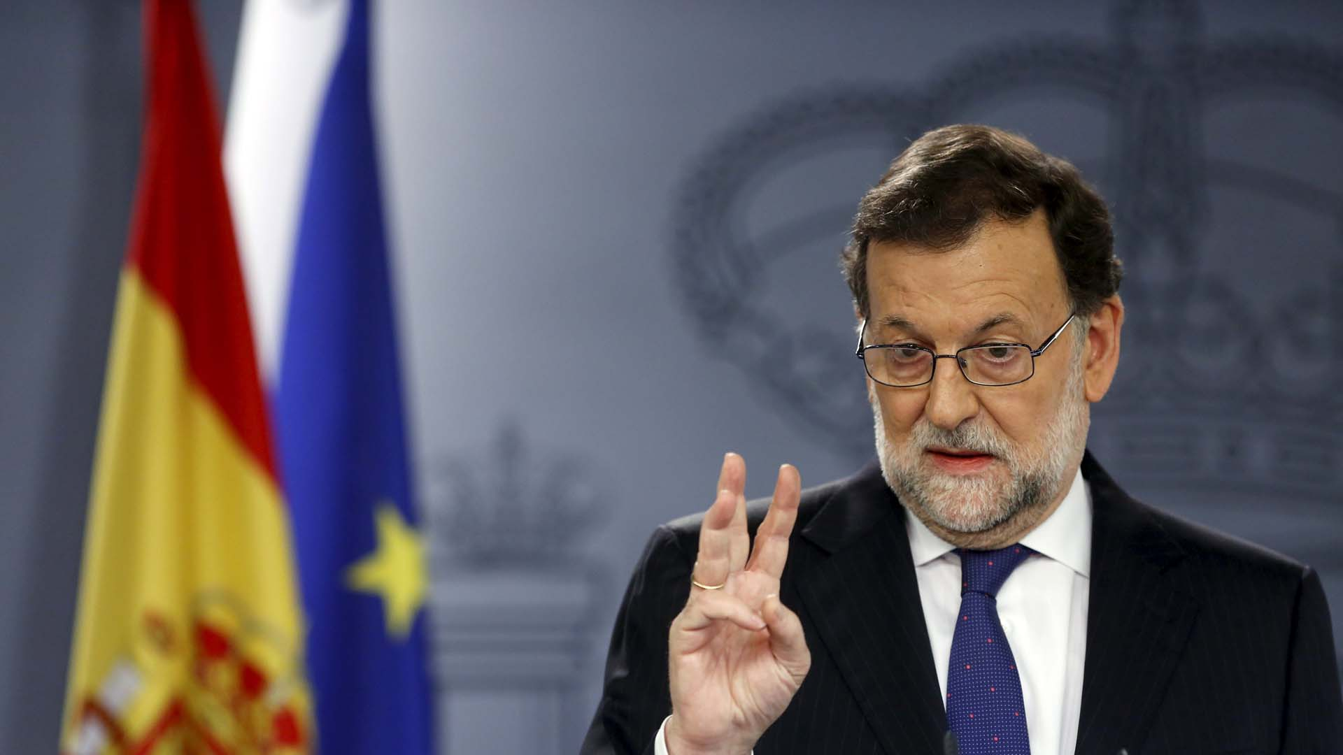 Mariano Rajoy aseguró que lo Exterior solo compete al estado español por ello ha llevado el caso al Tribunal Constitucional