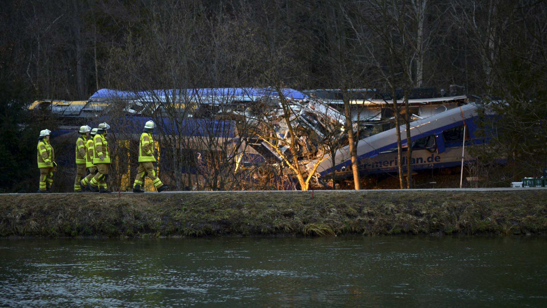 """La fiscalía alemana aseguró que el accidente no hubiera ocurrido si el jefe de estación """"se hubiera atenido a las reglas"""""""