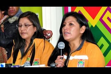 Evo Morales declaró que se trató de un autoatentado, versión rechazada por la afectada: Soledad Chapetón