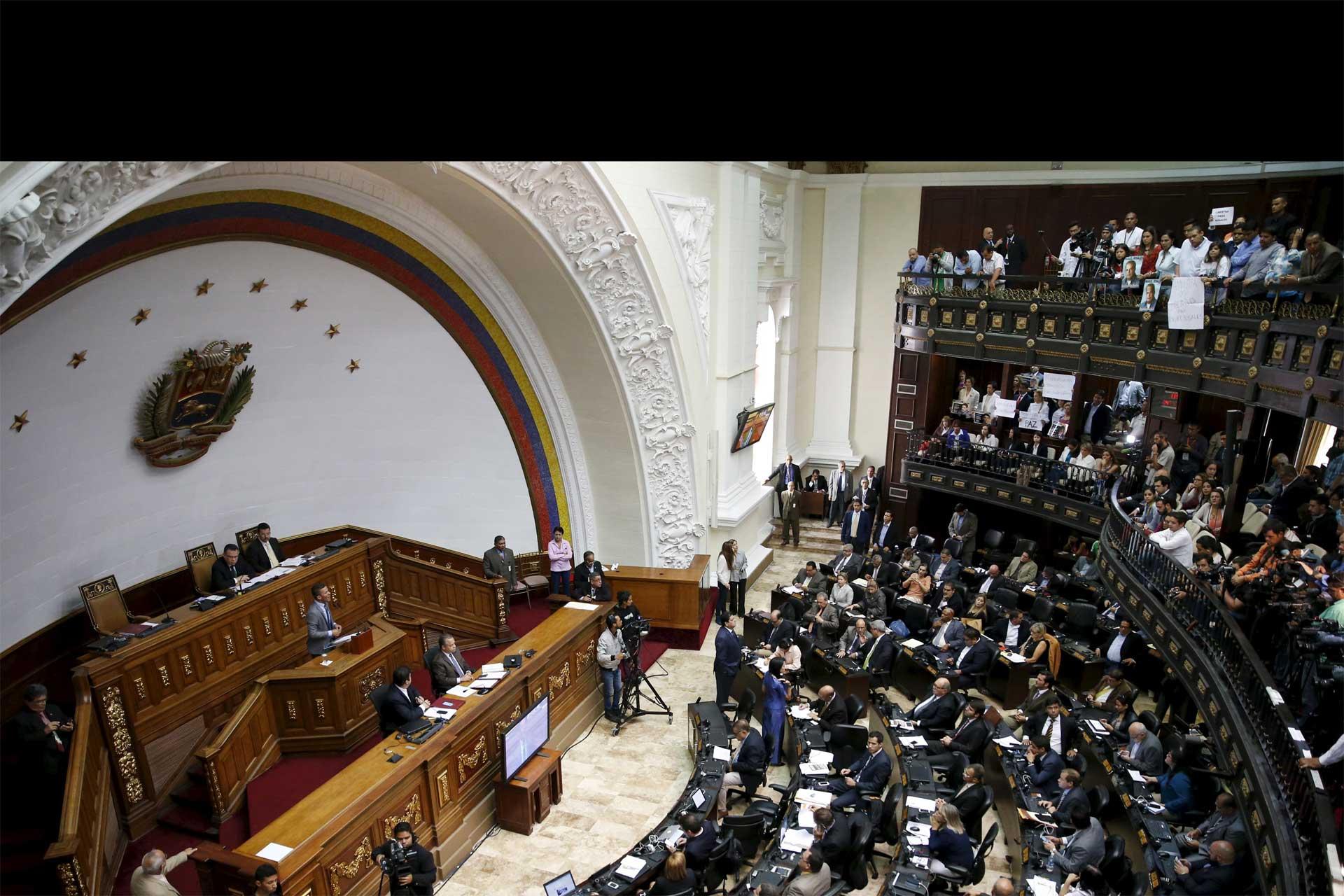 La mayoría de la Asamblea Nacional votó a favor de el proyecto en primera discusión