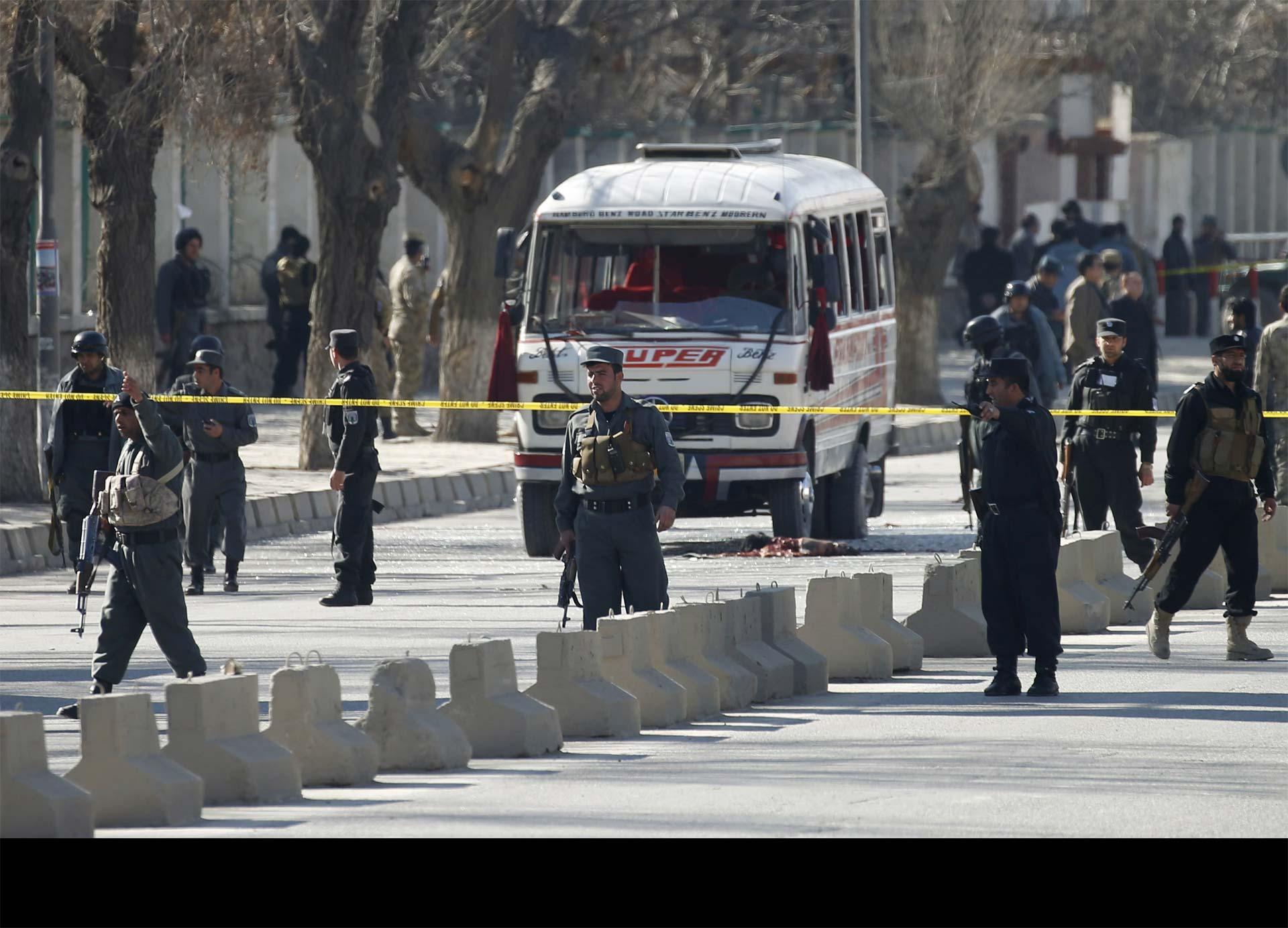 Se trata de un ataque suicida que, además, dejó alrededor de 30 heridos