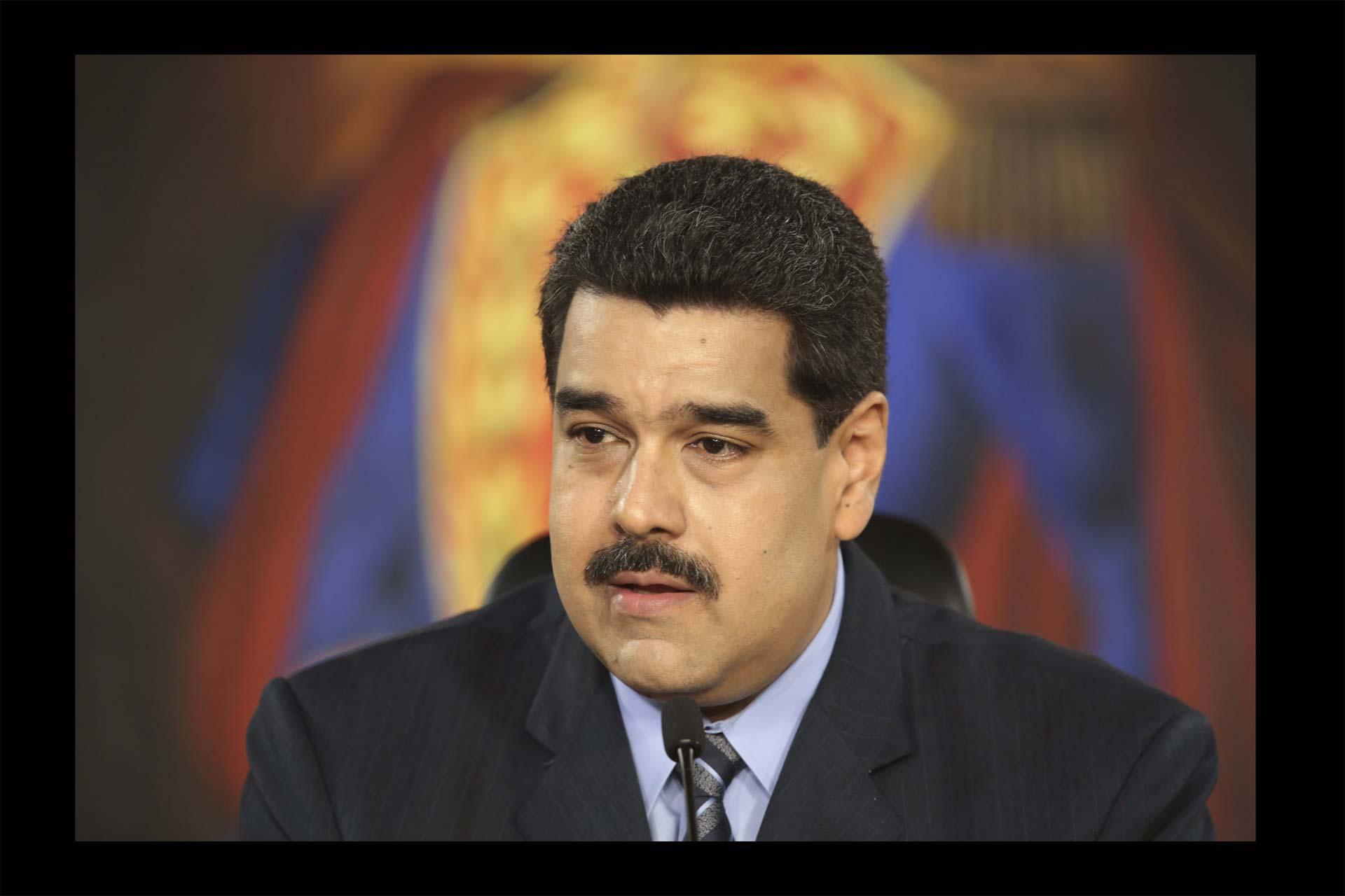 Lo decretó el presidente Nicolás Maduro durante una cadena nacional