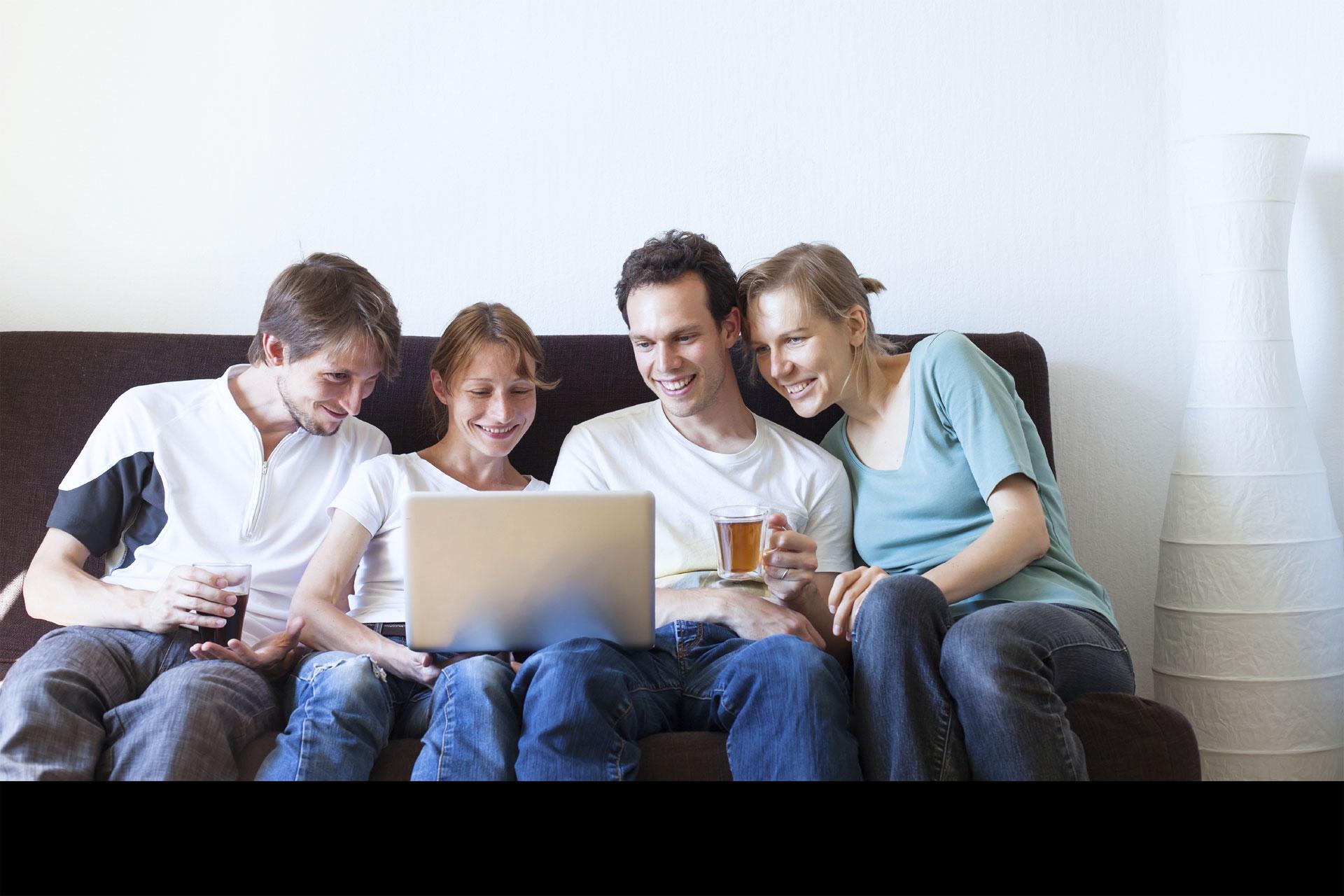 Al ver un partido de fútbol en Internet tienes que ser extremamente precavido