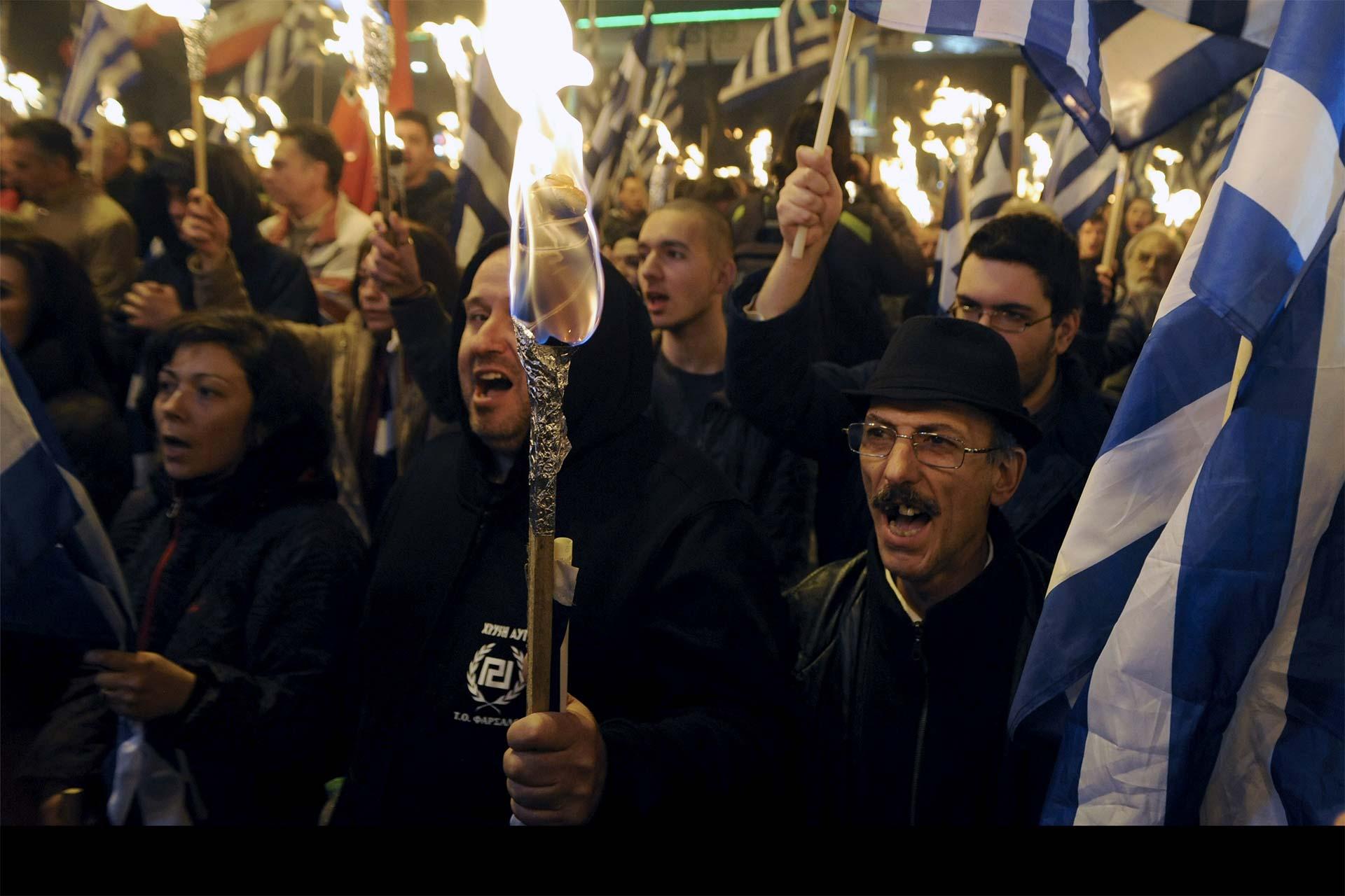 Miles de trabajadores se volcaron a las calles en contra de las reformas que pretende implementar el Gobierno