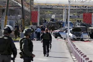 Recientes movimientos violentos se han originado en el lugar donde se asienta la Autoridad Nacional Palestina