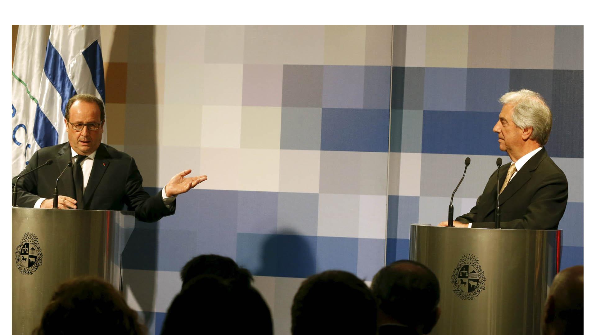 Uno de los acuerdos es que el país europeo apoyará programas educativos en la nación suramericana