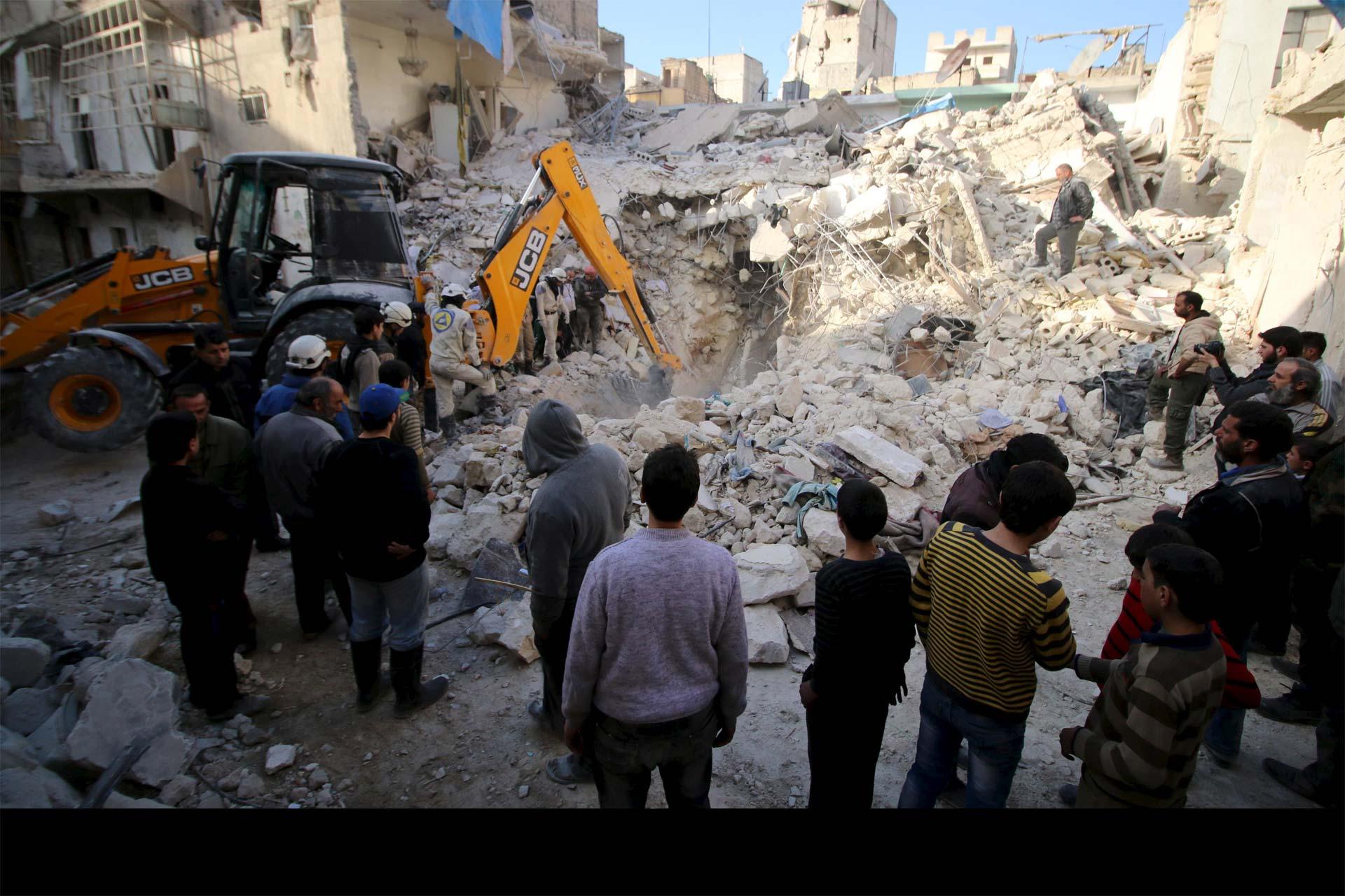 La tregua propuesta luce complicada tras el bombardeo a hospitales que prestaban servicios en el país árabe