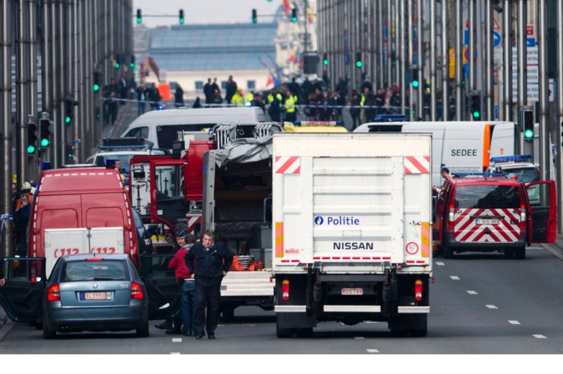 Ingrid Trujillo se encontraba en el aeropuerto internacional de Zaventem y logró sobrevivir junto a su familia las dos explosiones