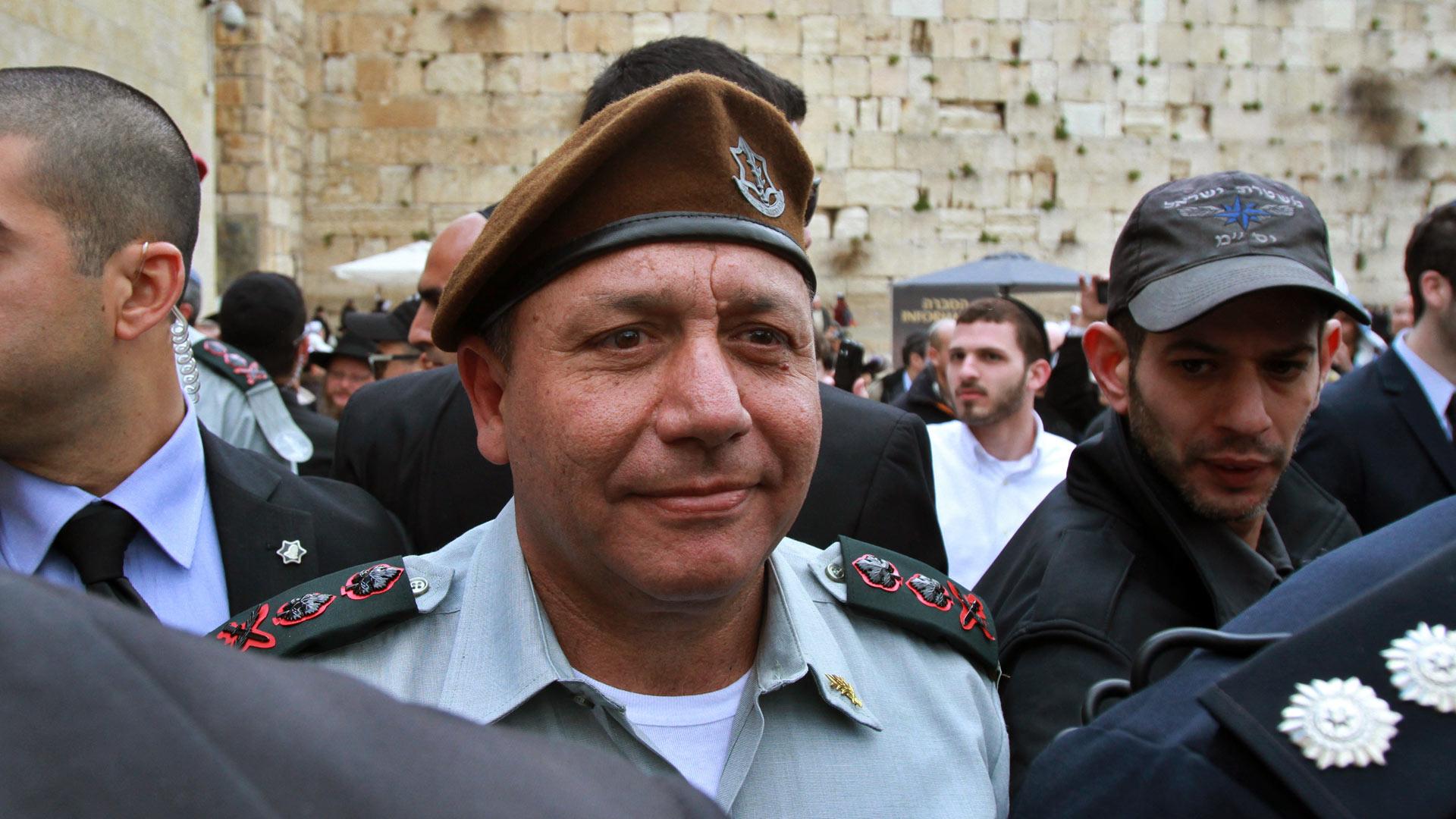 El jefe del Estado mayor israelí asegura que en ocasiones los militares toman decisiones exageradas