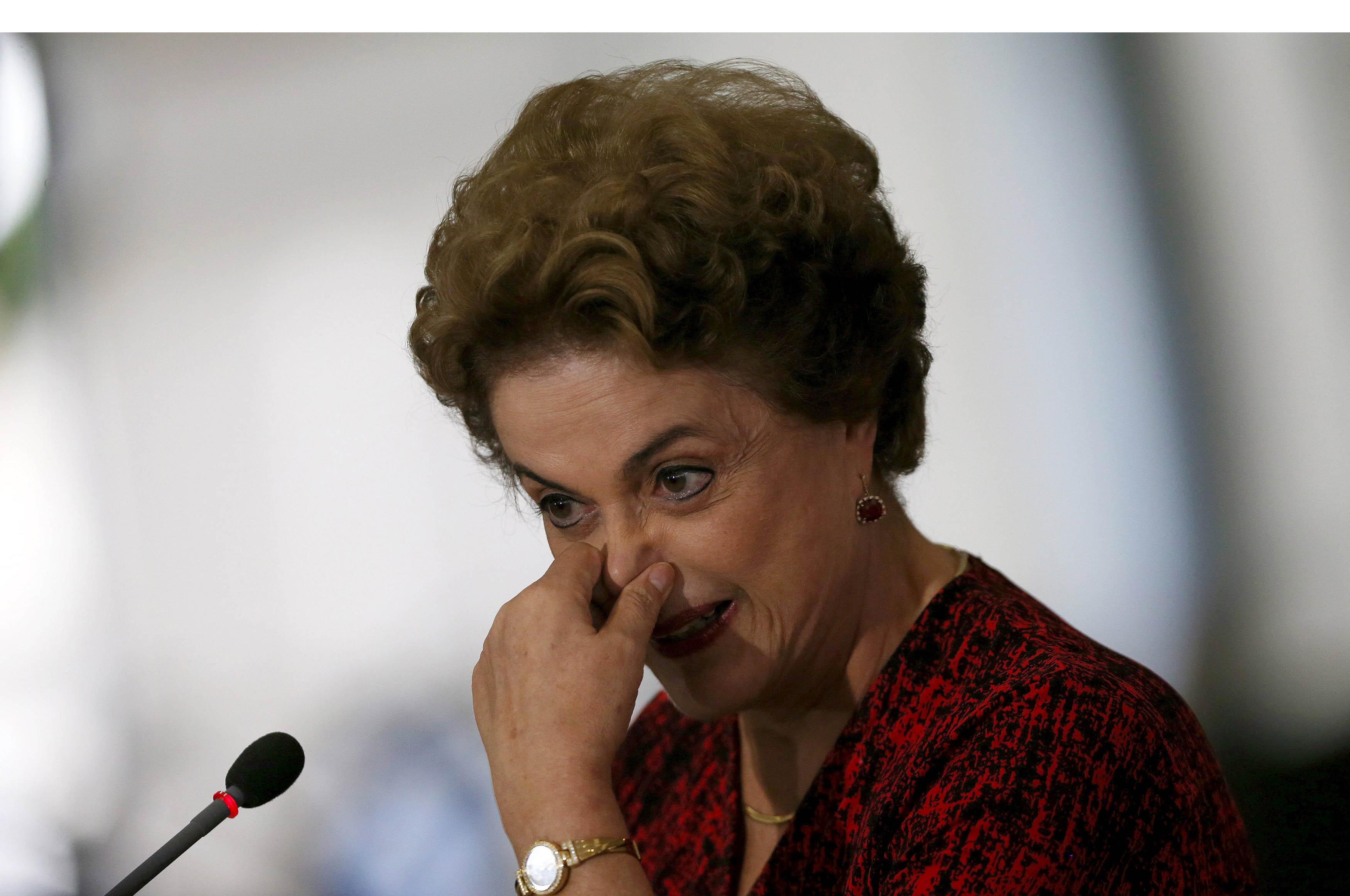 El gobierno alegó que de acuerdo al contexto político actual de Brasil el viaje a Washington no era una prioridad