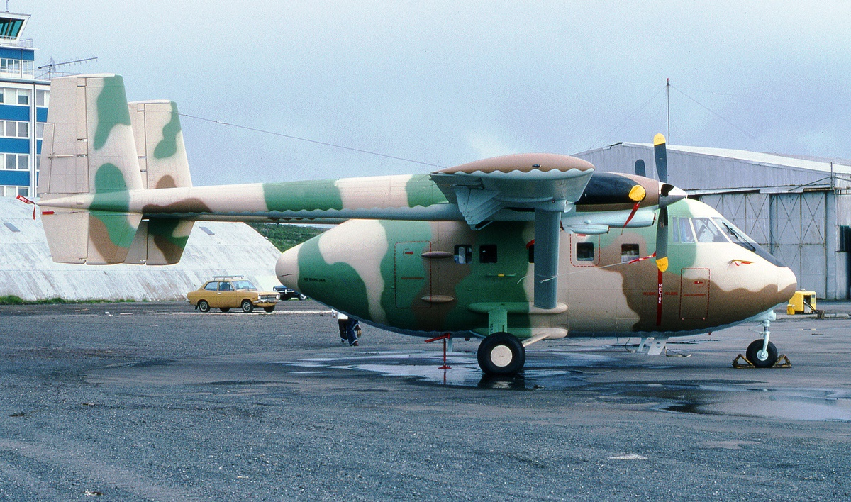 Accidente aéreo militar en Ecuador. Foto referencial.