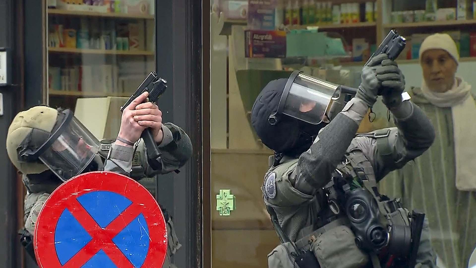 El sujeto es uno de los principales sospechosos de los atentados terroristas en París más buscados de Europa