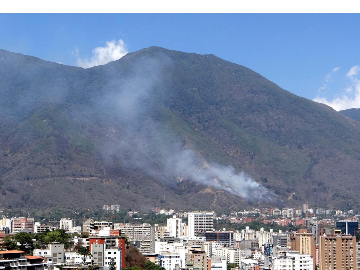 La alcaldía de Chacao se ha encargado de realizar actividades preventivas en El Ávila debido a la sequía que ha afectado a la montaña