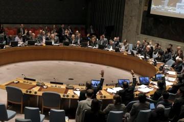 La votación entre la comunidad internacional para+enfrentar al régimen de Pyongyang se realizarán este miércoles
