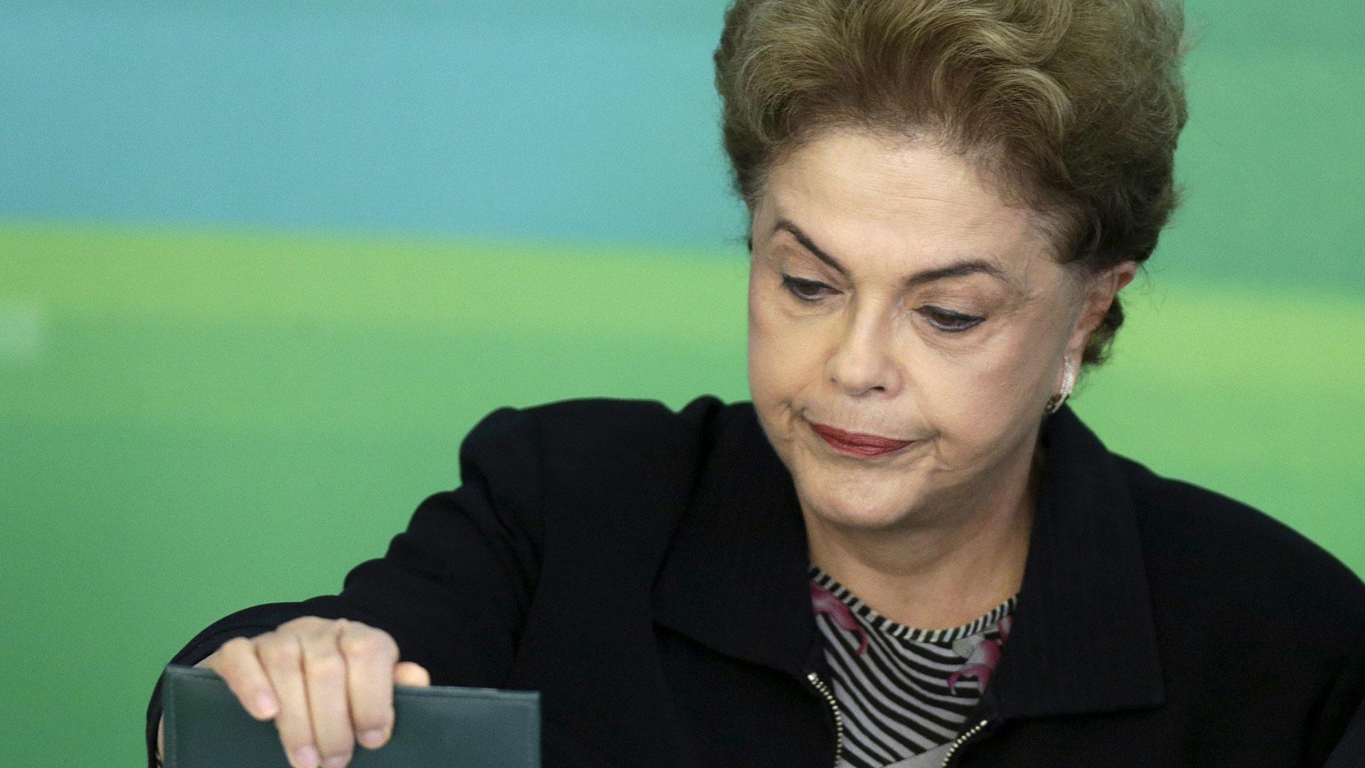 El senador Delcídio Amaral asegura que la Presidenta estaba al tanto de la corrupción en Petrobras