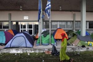 El gobernador, Apostolos Tzitzikostas, pidió declarar estado de emergencia para la zona al Ejecutivo central