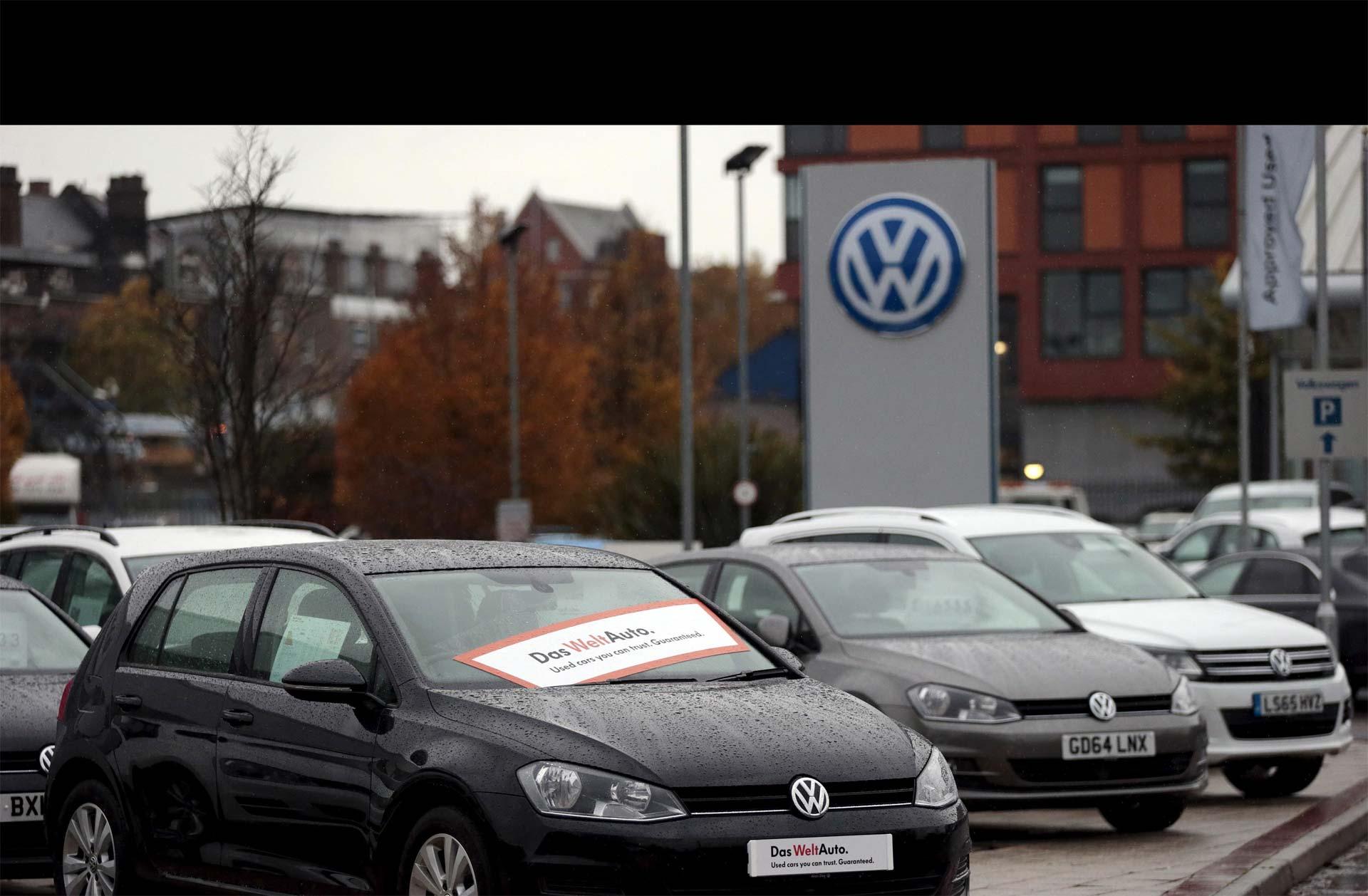 El escándalo de manipulación de motores diésel provocó que más de 200 inversores pidieran una indemnización
